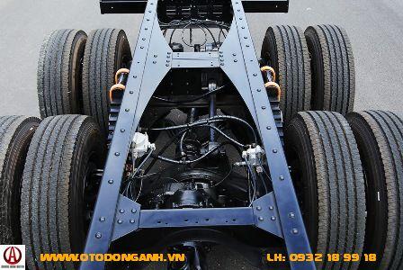 Xe Tải Isuzu FV330 - 16 Tấn Thùng Đông Lạnh